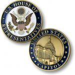 House of Representatives Challenge Coin