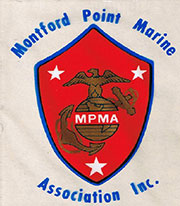Montford Point Marine Association logo