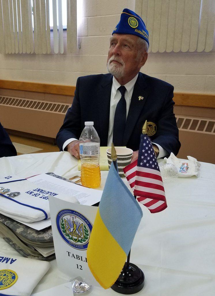 Michael Dobransky, UAV Post 43 Commander