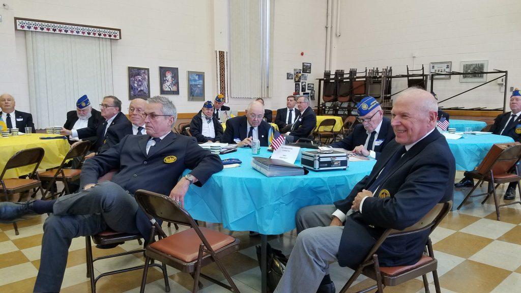 UAV delegates attending the 2019 Convention